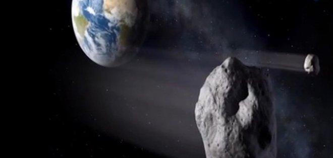 El objeto tiene unos 400 metros de largo y  pasará a 480.000 km. de la Tierra.