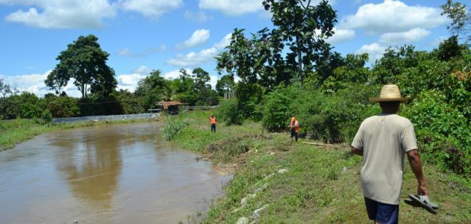La SGR prevé que las lluvias causadas por el fenómeno llegarán en diciembre. Foto: Flickr / SGR