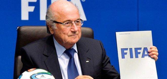 NUEVA YORK, EE.UU.- Blatter ha comunicado que no dimitirá. Foto: Archivo.