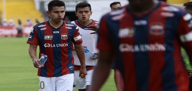 Deportivo Quito es serio candidato al descenso debido a los problemas económicos.