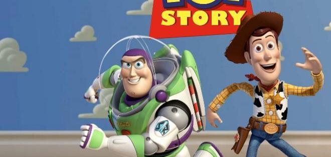 """""""Toy Story"""" supuso un salto enorme en el estilo, profundidad, técnica de la animación. Foto: Pixar"""