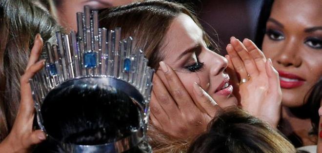"""Por primera vez, la Miss Colombia habló sobre lo que sintió al ser """"descoronada"""". Foto: Web"""