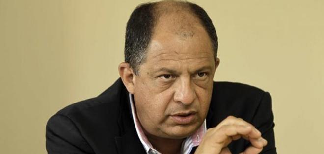 SAN JOSÉ, Costa Rica.- El presidente costarricense participará del encuentro regional que se celebrará en Quito.