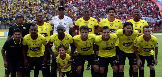 GUAYAQUIL, Ecuador.- La defensa de Barcelona es el punto más bajo del equipo.