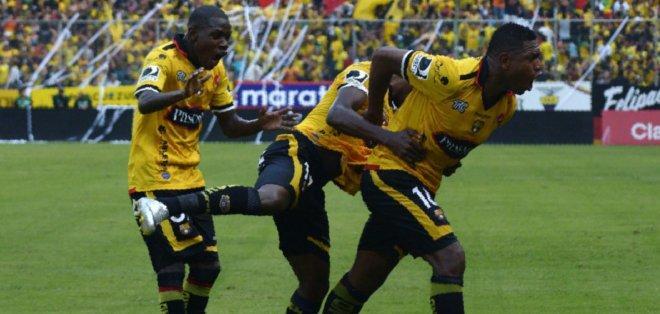 GUAYAQUIL, Ecuador.- Caicedo fue pieza clave en el último título de Barcelona.