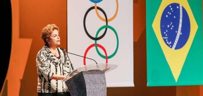 Rousseff anuncia paquete de medidas económicas