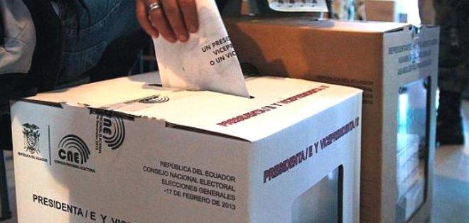 ECUADOR.- El Consejo Nacional Electoral definió el 19 de febrero de 2017 como día de los comicios. Foto: Archivo