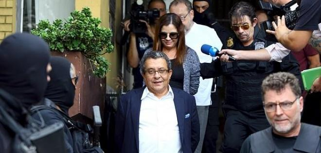 Brasil.- La detenida afirmó que la campaña de Hugo Chávez en 2011 costó $35 millones.