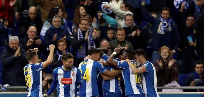 GIJÓN, España.- Espanyol goleó de visitante. Foto: EFE.