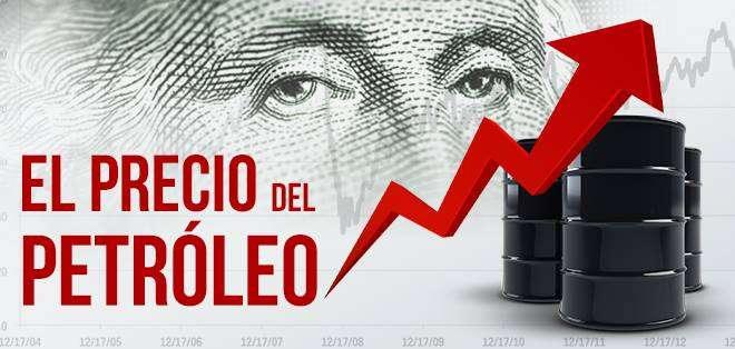Precio del petróleo sube a mayor nivel en dos meses