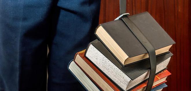 Este procedimiento ya se usa en varias universidades y algunas librerías estadounidenses. Foto: Pixabay.com