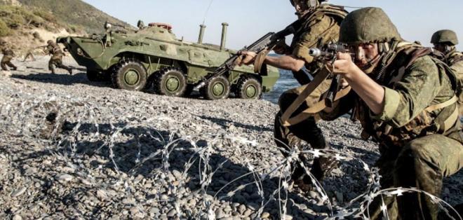 SIRIA.- Rusia comenzó en septiembre 2015 una campaña de bombardeos para apoyar al gobierno sirio. Foto: Archivo