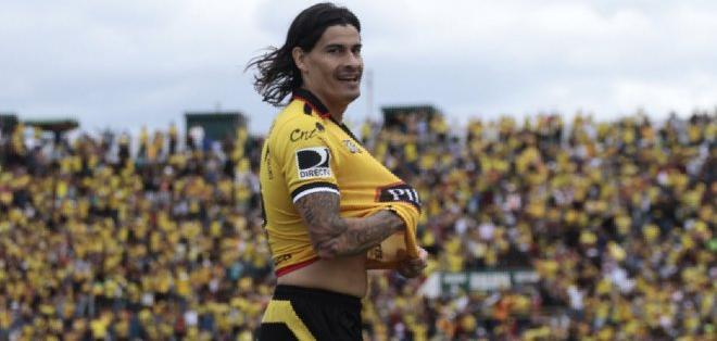GUAYAQUIL, Ecuador.- Blanco perdió la titularidad en Barcelona.