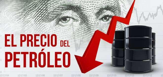 Precio del petróleo cae al desvanecerse una congelación de producción