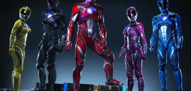 EE.UU.- Hoy se dio a conocer la primera imagen oficial de los nuevos Power Rangers. Foto: Internet