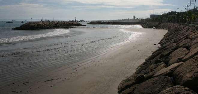 """Se mantendrá el """"arribo de oleajes moderados provenientes del sur del Pacífico"""". Foto: Archivo"""