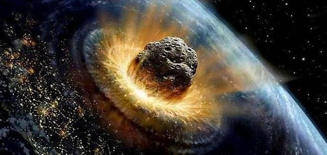 El impacto provocó terremotos y tsunamis de una magnitud que no podemos imaginar.