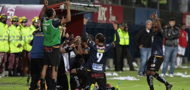 QUITO, Ecuador.- Los jugadores de Independiente esperan dar otro paso histórico en Libertadores.