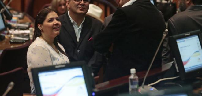 QUITO, Ecuador.- LAsamblea Nacional piensa liberar 30 millones de dólares de su presupuesto 2016. Foto: API