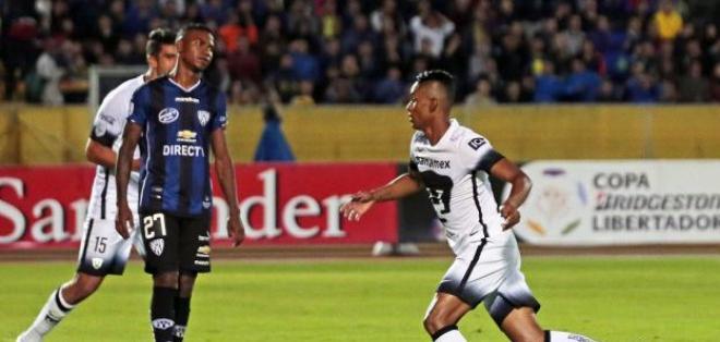 Independiente del Valle espera acceder por primera vez a semifinales de la Copa Libertadores.