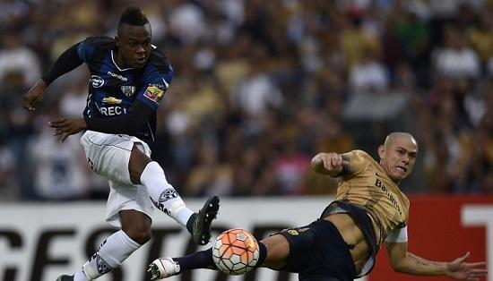 Independiente del Valle es semifinalista de la Copa Libertadores tras superar en la tanda de penales a Pumas.