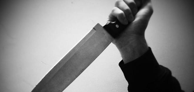 UCRANIA.- El malhechor atacó con un cuchillo a Anna Turchínova en la universidad donde trabaja. Foto referencial de Internet