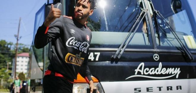 Pedro Galesse es una de las figuras que tiene Perú para enfrentar a Colombia.