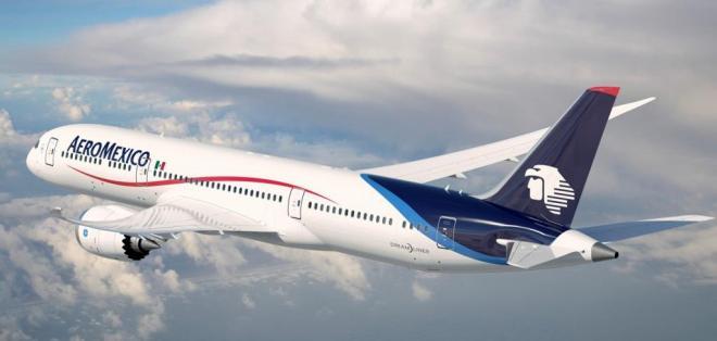 """Aeroméxico evaluará """"en el futuro su regreso a la capital venezolana"""". Foto: Archivo"""
