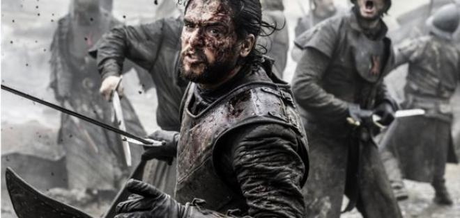 La serie del canal HBO Juego de Tronos sigue triunfando.