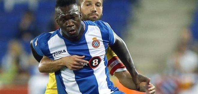 BARCELONA, España.- Caicedo es una de las cartas ofensivas del Espanyol.