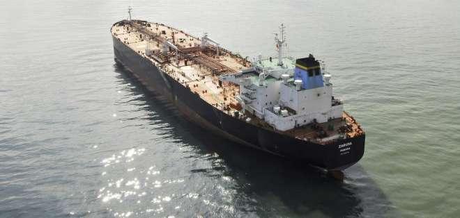 Imagen del buque Zaruma colgada en el Flickr de la empresa pública Flopec.