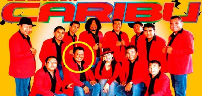 MÉXICO.- Víctor Sánchez, vocalista del grupo mexicano Sensación Caribú, fue hallado decapitado. Foto: Internet