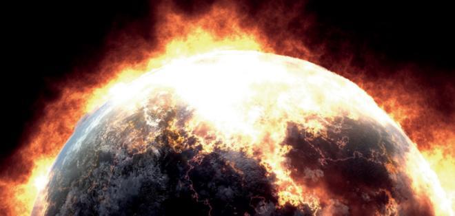 En 2012 surgió un rumor similar por la presunta profecía maya y la NASA dio una explicación que sirve para desmentir este caso.
