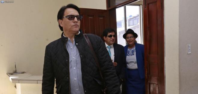 Fernando Villavicencio ya fue condenado en 2014 a un año de prisión por injurias. Foto: Archivo API