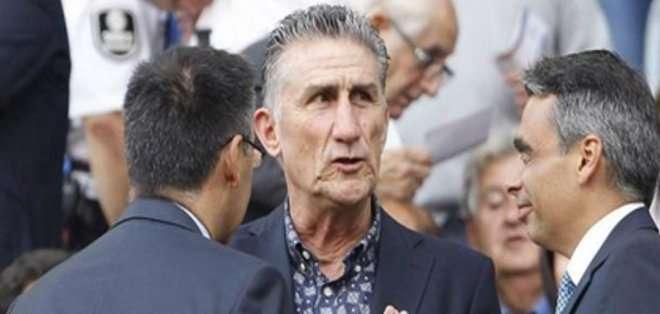 El anuncio lo hizo el dirigente Esteban Paz y aseguró que tiene la aprobación de Repetto. Foto: Archivo