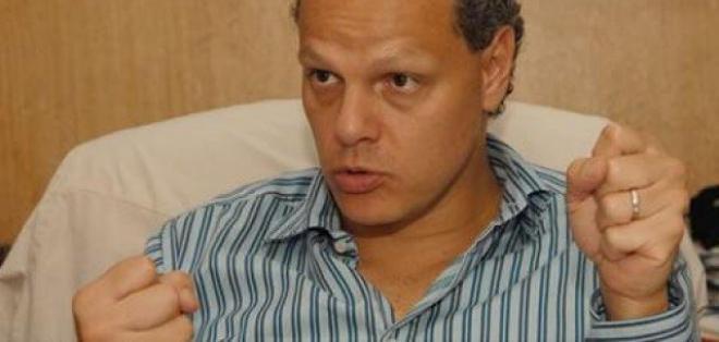 Esteban Paz indicó que los jugadores de Liga de Quito no se sumarán al paro.