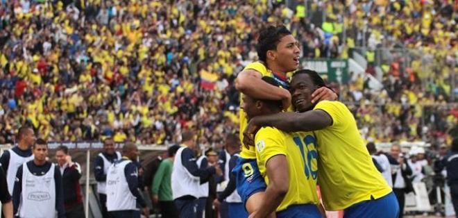 Jefferson Montero, Antonio Valencia y Felipe Caicedo volverán a ser citados en la selección.