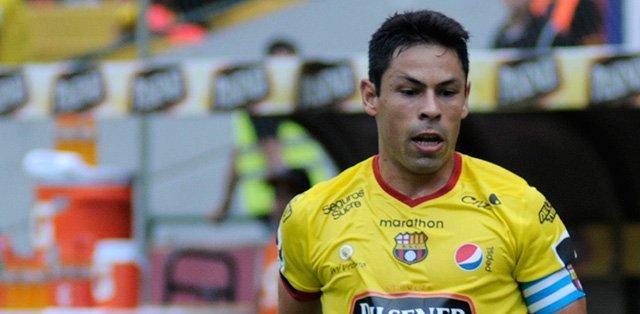 Matías Oyola fue convocado a la selección ecuatoriana de fútbol para las Eliminatorias.