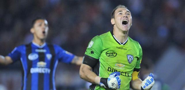Librado Azcona termina este año su contrato con Independiente del Valle.