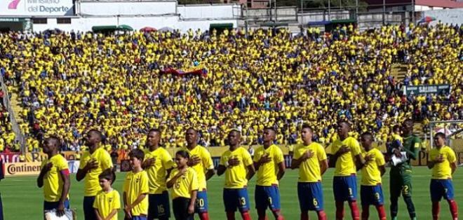 La selección ecuastoriana de fútbol se reúne en Quito para cotejos por eliminatorias.