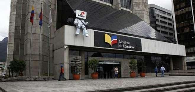 Resultado de imagen para ministerio de educacion ecuador
