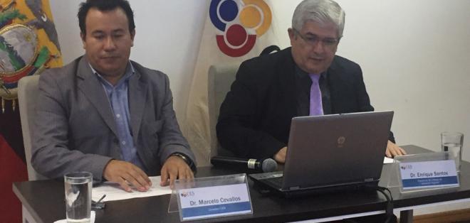 """""""Usó irregularmente casi 3 millones de dólares de fondos públicos"""", según Consejo de Educación Superior. Foto: @panchogarces"""