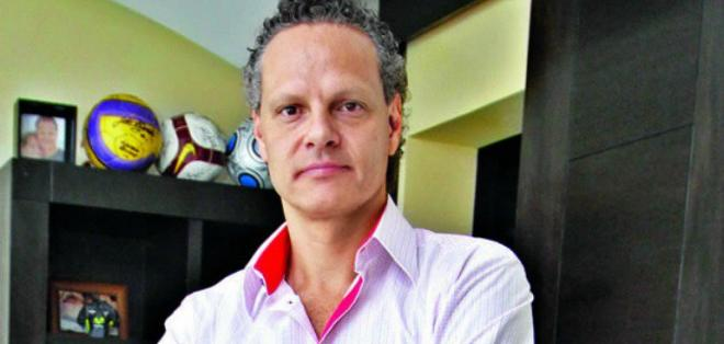 El directivo 'albo' Esteban Paz denunció presuntas irregularidades en caso Ecuafútbol.
