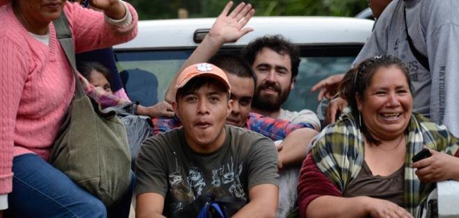 La gente en Cherán se organizó en 2011 para establecer su propio sistema de autoridades, vigilancia y sanciones a delitos menores.