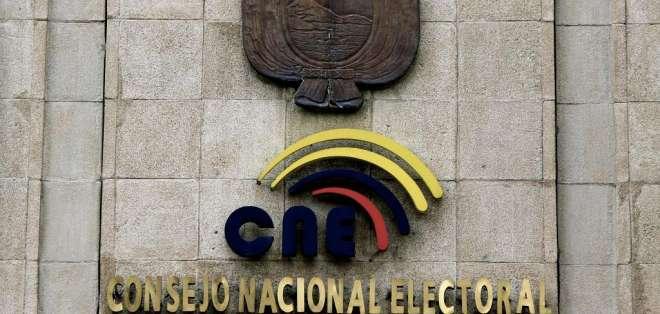 Desde este miércoles 19 de octubre organizaciones políticas podrán inscribir candidatos. Foto: CNE