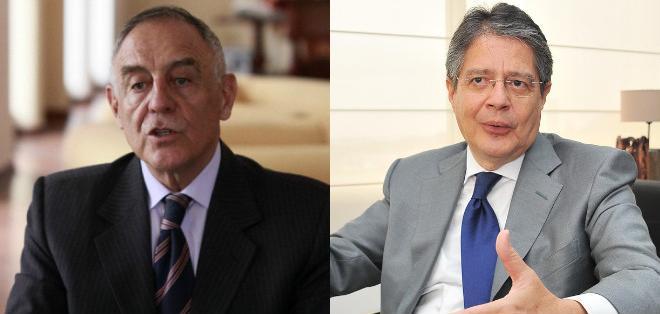 Paco Moncayo y Guillermo Lasso preparan su táctica para ganar votos en los comicios electorales de 2017. Foto: Collage.