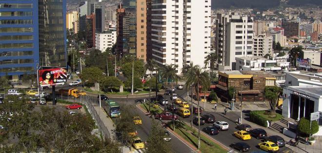 En la capital están algunas industrias que han sido severamente afectadas por recesión económica. Foto: Archivo