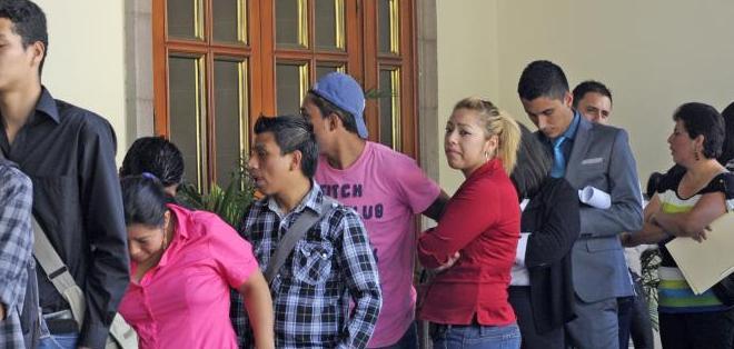 Director de Corporación de Estudios para el Desarrollo cree que Ecuador sufre contracción económica. Foto referencial