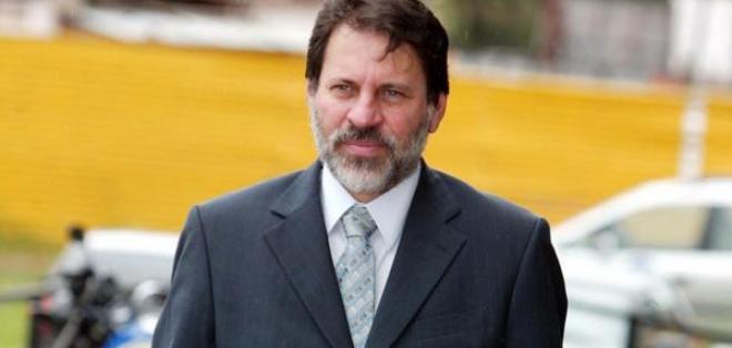 Delubio Soares cumple actualmente una condena a 7 años de prisión por sobornos parlamentarios. Foto: Archivo