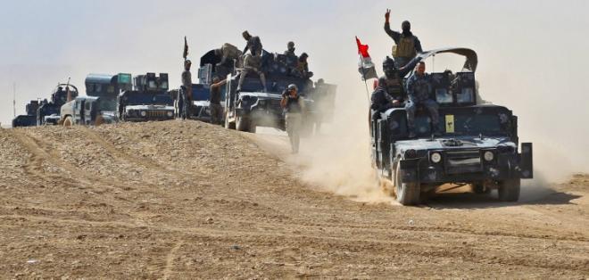 La ONU teme que más de millón y medio de personas abandonen sus hogares por la guerra. Foto: AFP